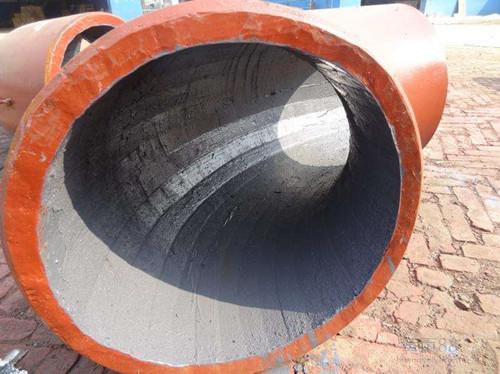 双金属耐磨管件