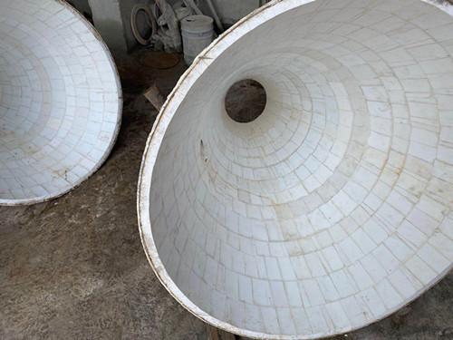 陶瓷耐磨异径管