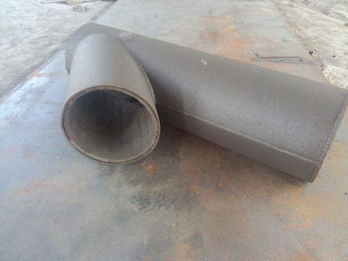 双金属耐磨复合管件