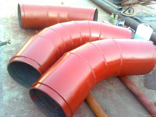 碳化硅耐磨管件的介绍